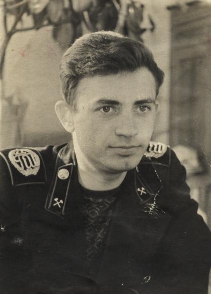Неронский Геннадий Иванович, молодой 1953 год