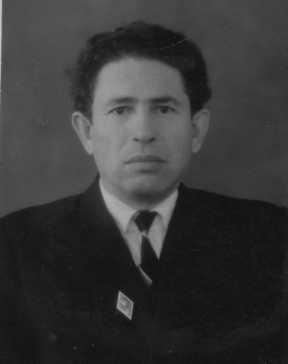 Штарберг И.Г, 1965